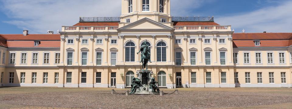 Sommerkino Schloss Charlottenburg