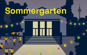 Sommergarten am Volkspark Friedrichshain