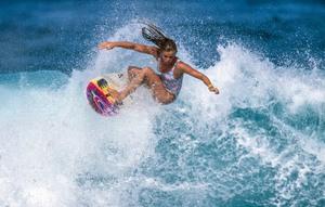 Normal surf girls