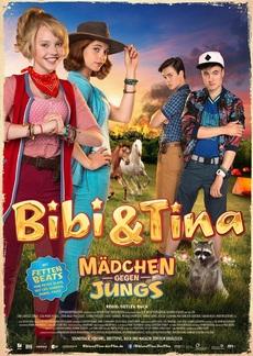 Bibi & Tina - Mädchen gegen Jungs (Karaoke-Version)