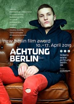 Wettbewerb KF 1 - Achtung Berlin