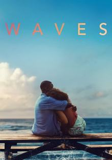 Home waves web poster