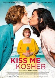 Home kiss me kosher poster