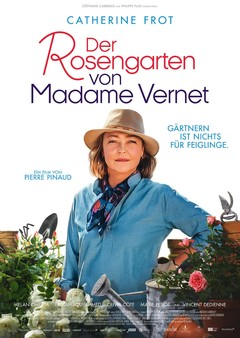 Der Rosengarten von Madame Vernet
