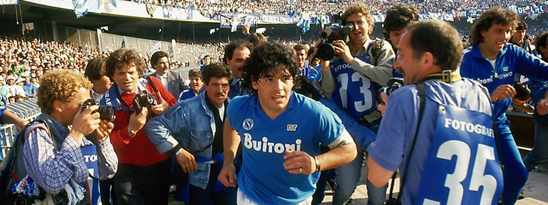 Yorck Kinos Berlin - Diego Maradona