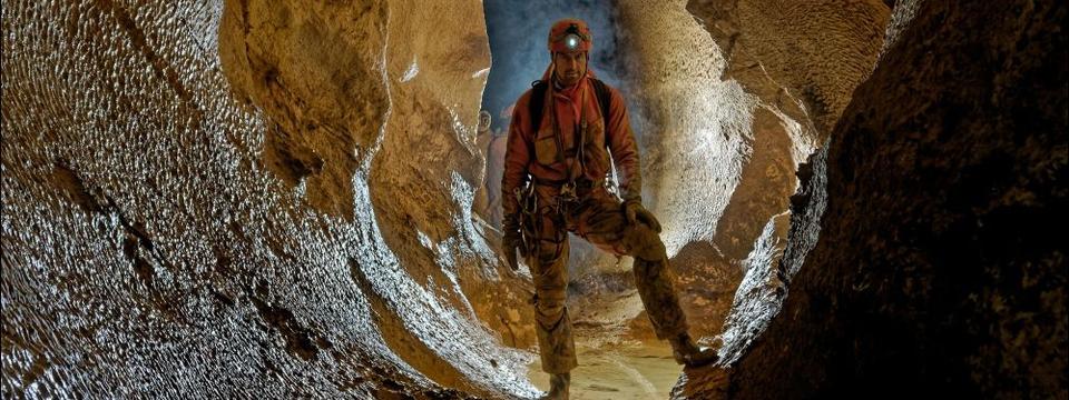 Das Riesending - 20.000 Meter unter der Erde
